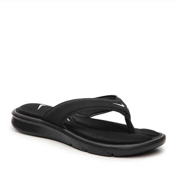 f184791105f1 Nike women s ultra comfort thong sandal slipper